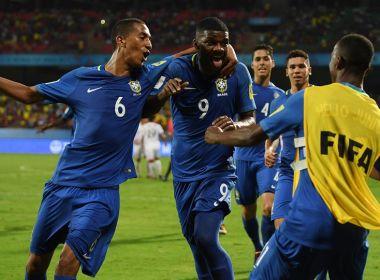Brasil bate a Coreia do Norte e garante vaga nas oitavas do Mundial Sub-17