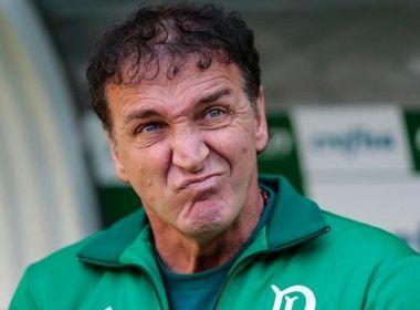 Após empate com Bahia, Cuca é demitido pelo Palmeiras