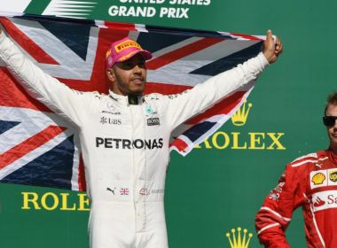 Apesar da 5ª colocação garantir o título, Lewis Hamilton avisa: 'Meu plano é ganhar'