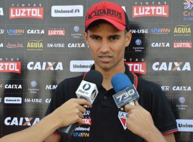 Jorginho garante motivação do Atlético-GO e mira retrospecto do Vitória em casa