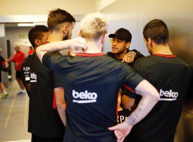 TV catalã revela que Neymar está infeliz com técnico e sente saudades de Barcelona