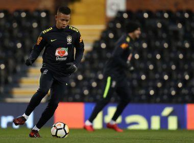 Seleção Brasileira entrará em campo com time ideal de Tite contra Inglaterra