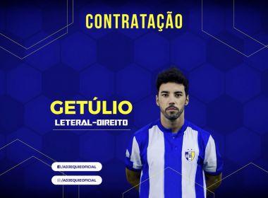 Campeonato Baiano 2018: Jequié anuncia contratação de lateral direito