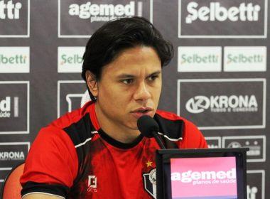 Renan Teixeira desiste de aposentadoria e renova com o Joinville