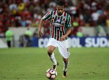 Gustavo Scarpa não aparece na reapresentação do Fluminense