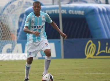 Avaí recebeu proposta pelo lateral Capa, diz presidente do clube