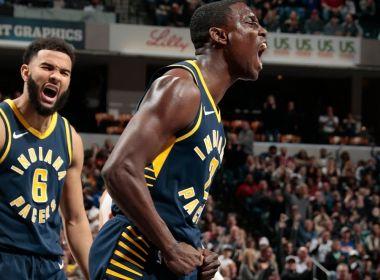 LeBron erra a dois segundos do fim e Indiana Pacers vence Cleveland Cavaliers