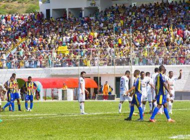 Jequié anuncia venda de ingressos para confronto contra Vitória