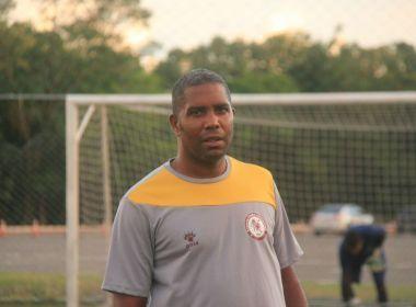 Técnico do Jacuipense lamenta revés diante do Vitória
