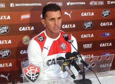 Mancini confirma time contra a Juazeirense e comenta caso VR3: 'Não existe preocupação'