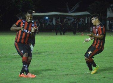 Sub-20: Rafaelson e Nickson reforçam o Vitória na final contra o Bahia