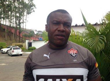 Baiano Sub-20: Hamilton Mendes promete Vitória com postura ofensiva diante do Bahia