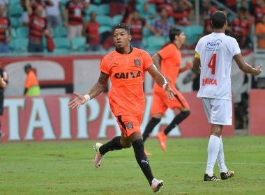 Vitória confirma favoritismo, vence Náutico-RR e avança na Copa do Brasil