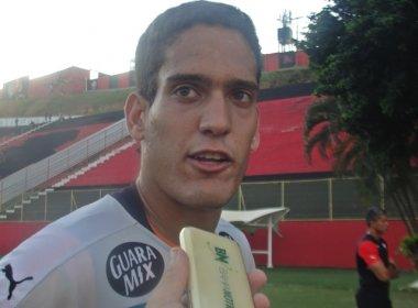 Baiano Sub-20: Ronaldo lamenta revés para o Bahia, mas segue confiante no título