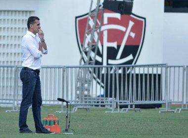 Em busca da reabilitação no Brasileiro, Vitória encara o Corinthians no Barradão