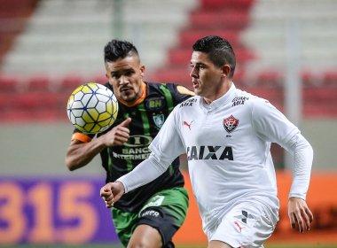 Diego Renan valoriza empate com o América-MG: 'Importante é pontuar'