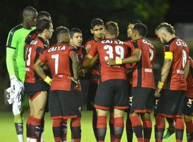 Vitória x Atlético-PR: jogo será disputado em uma segunda-feira no Barradão