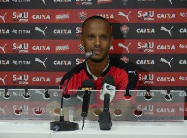 'Estou vindo para o maior clube do Norte/Nordeste', diz Salino sobre o Vitória