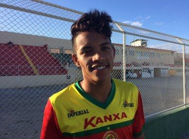 Juazeirense acerta empréstimo de zagueiro para o Vitória