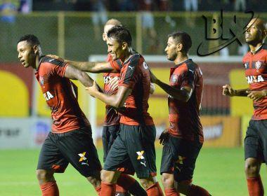 Vitória decide terceira fase da Copa do Brasil em casa