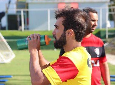 Gabriel Xavier diz que disputa por vaga é sadia e que a 'dor de cabeça' está com Argel