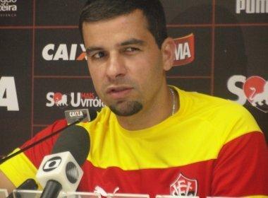André Lima alerta para perigos do Paraná: 'Time de qualidade'