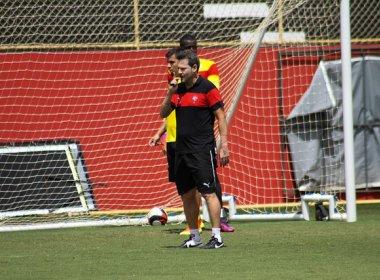 Argel divulga time para duelo contra o Conquista; Dátolo ficará no banco