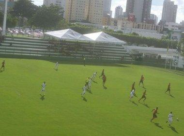 Copa do Brasil Sub-20: Vitória empata com o Goiás e se classifica para as quartas