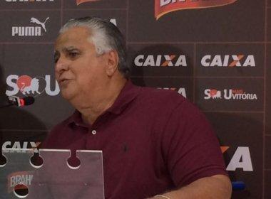 Futebol feminino: Após rebaixamento, vice-presidente do Vitória promete reformulação