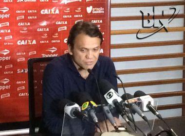 Vaiado Petkovic minimiza: 'Eu já fui vaiado quando jogador. Estou vacinado'