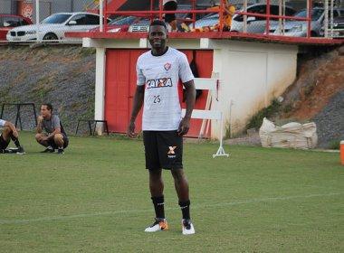 Kanu espera ficar à disposição contra o Fluminense: 'Vai depender da evolução'
