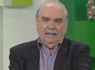 Comentarista da Band desdenha do Vitória em análise: 'Não existe'; assista