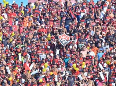 Vitória x Atlético-MG: ingressos à venda para o duelo no Barradão