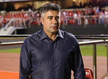 Gallo lamenta revés para o São Paulo e aponta: 'O time carece um pouco de força'