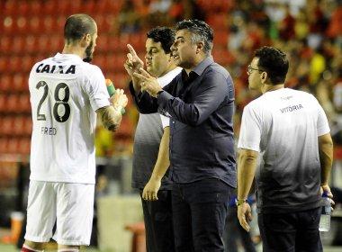 Gallo destaca 'dedicação dos jogadores'  no triunfo sobre o Sport