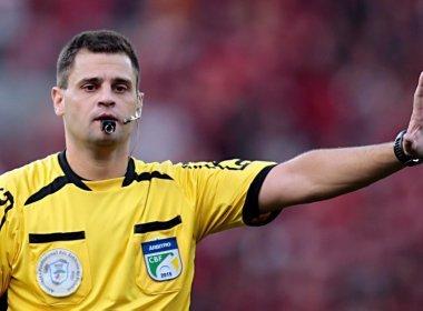Atlético-GO x Vitória: árbitro paranaense apita o duelo