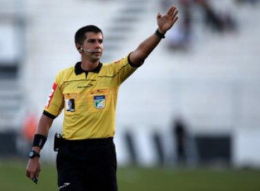 Palmeiras x Vitória: Bruno Arleu de Araújo apita o duelo