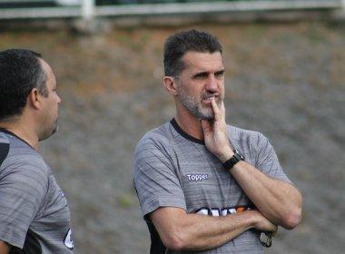 Na reestreia de Mancini, Vitória encara o Cruzeiro no Mineirão com novidades no time