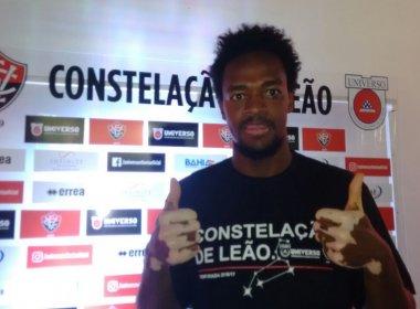 Edu Mariano projeta temporada ainda melhor para o Vitória: 'Vamos lutar bastante'
