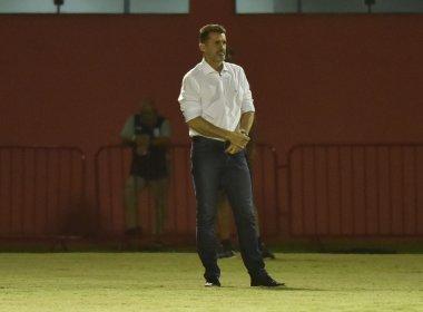 Vagner Mancini destaca competitividade do time após triunfo sobre a Ponte Preta