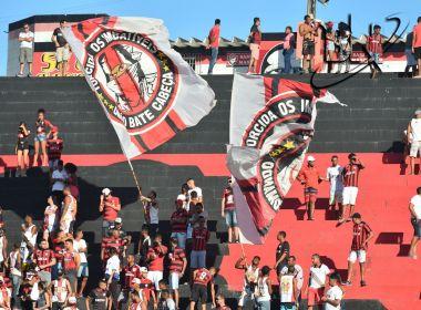 Com ingressos mais baratos da elite, Vitória possui 20ª média de público entre Séries A e C