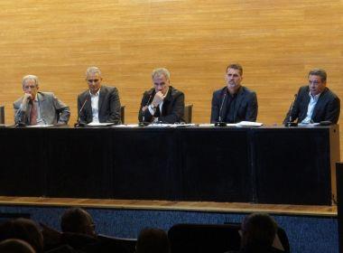 Com Mancini presente, técnicos pedem que CBF limite trocas de treinadores em clubes