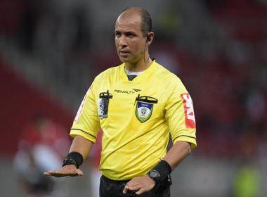 Marcelo Aparecido comanda confrontoentre Vitória e Sport