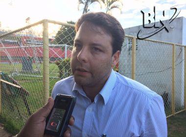 Paulo Catharino rejeita pedido para impugnar edital da eleição do Vitória