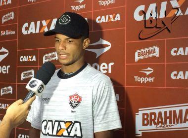 Empresário de Caíque Sá terá reunião com o Vitória para definir futuro do jogador