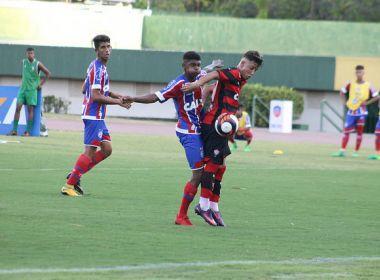 Copa do Brasil Sub-15: Bahia e Vitória conhecem seus adversários