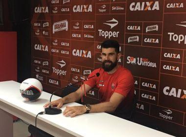 Para Fernando Miguel, Vitória precisa voltar a se impor no Barradão em 2018