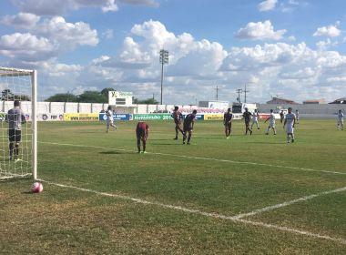 Vitória vence Jacuipense em complemento de jogo suspenso por falta de energia