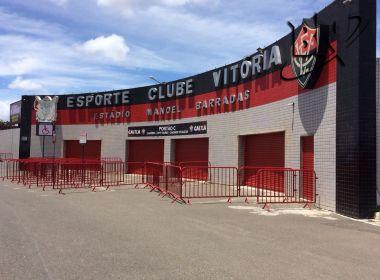 Vitória agenda reunião para apresentar novo modelo de escolinhas de futebol