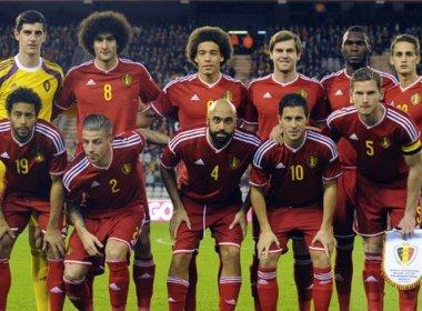 3cf65cfd1e Bélgica segue na ponta do ranking da Fifa e Brasil se mantém em 6º lugar